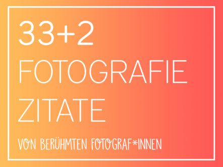 Cover Fotografiezitate