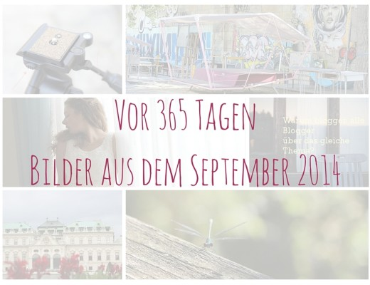 Rückblick Bilder September 2014
