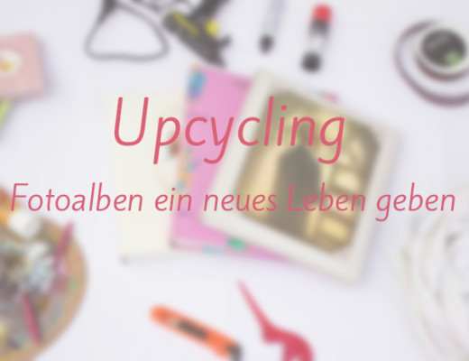 Upcycling Fotoalben