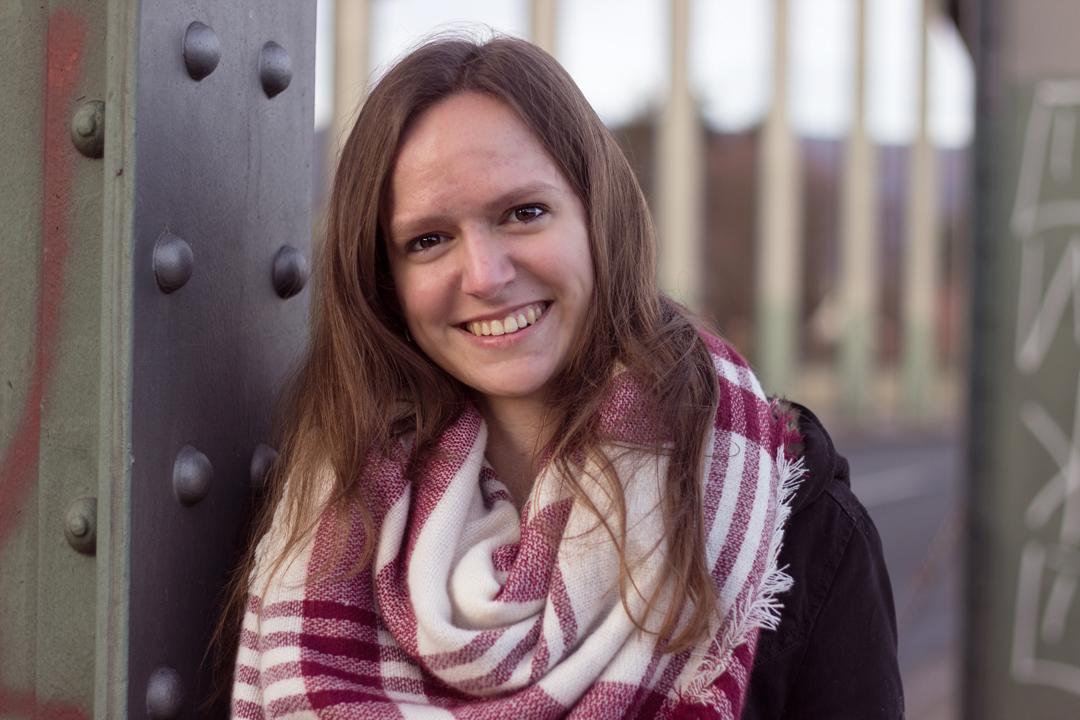 Portrait Annika Brücke Pfeiler