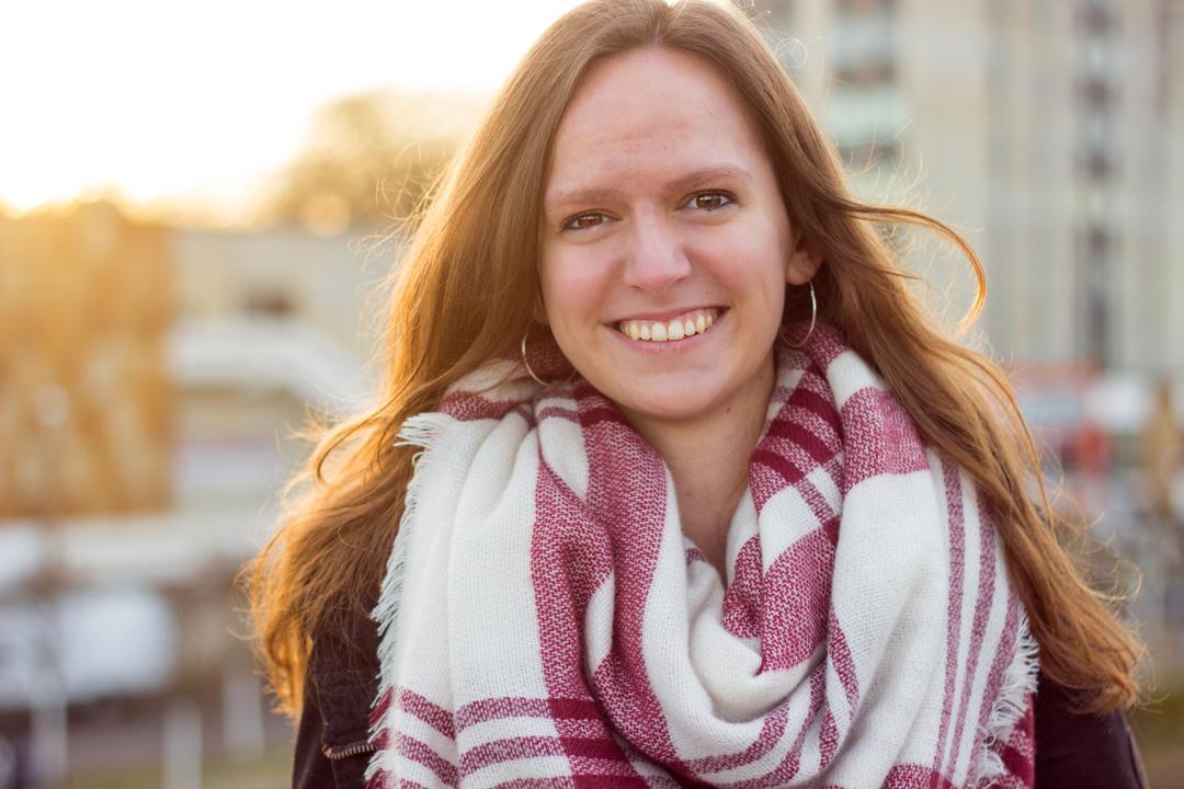 Portrait Annika Sonne Winter