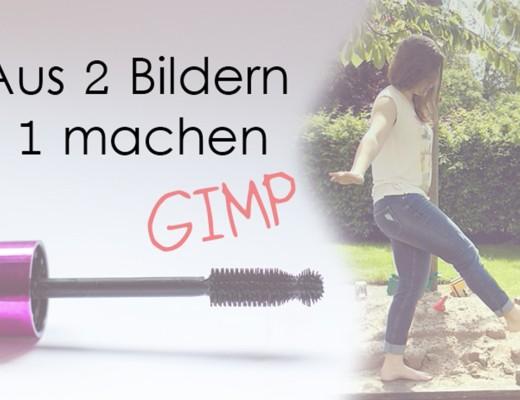 """"""" Bilder zusammensetzen mit Gimp"""