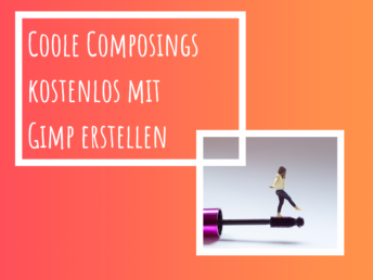 Gimp Tutorial Composing