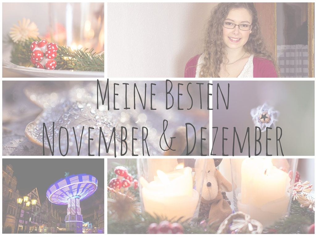 Cover November und Dezember