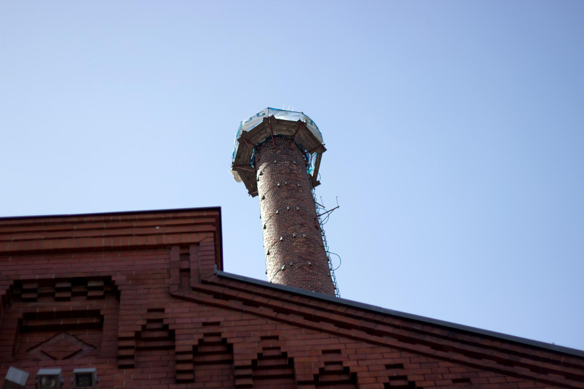 Alte Brauerei Berlin Turm