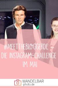 #MeetTheBloggerDE – Die Instagram-Challenge im Mai