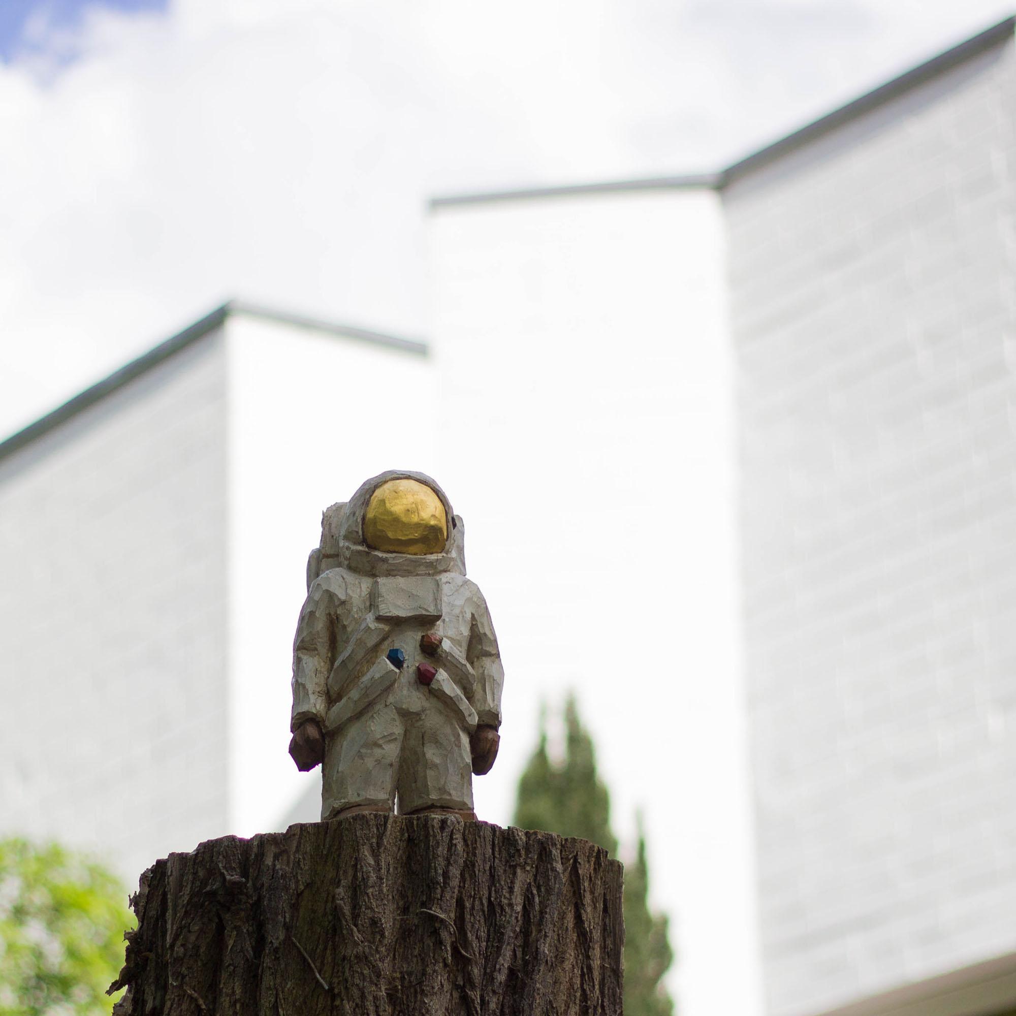 Berlin im Quadrat Astronaut-9654