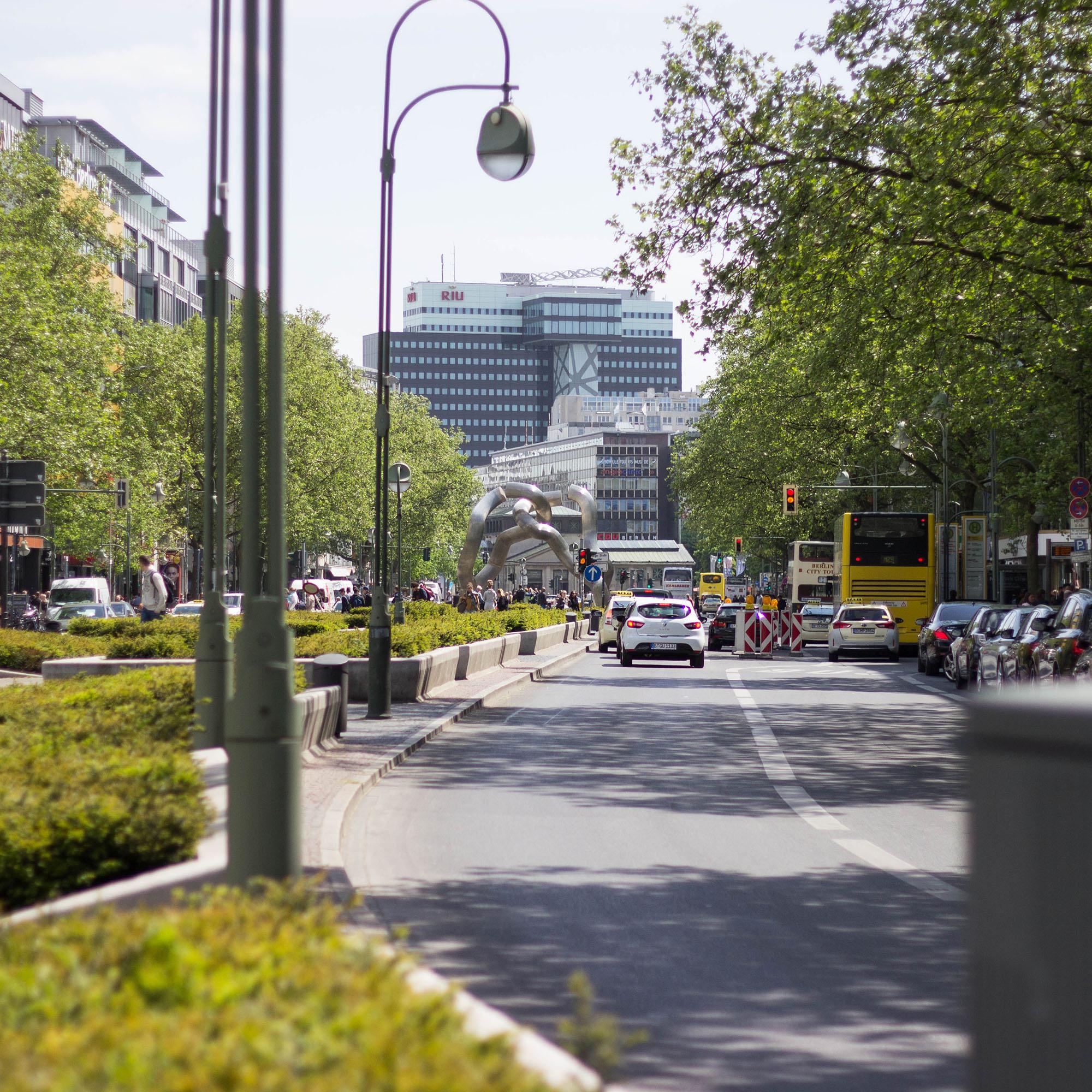 Berlin im Quadrat Kreuzung-9541