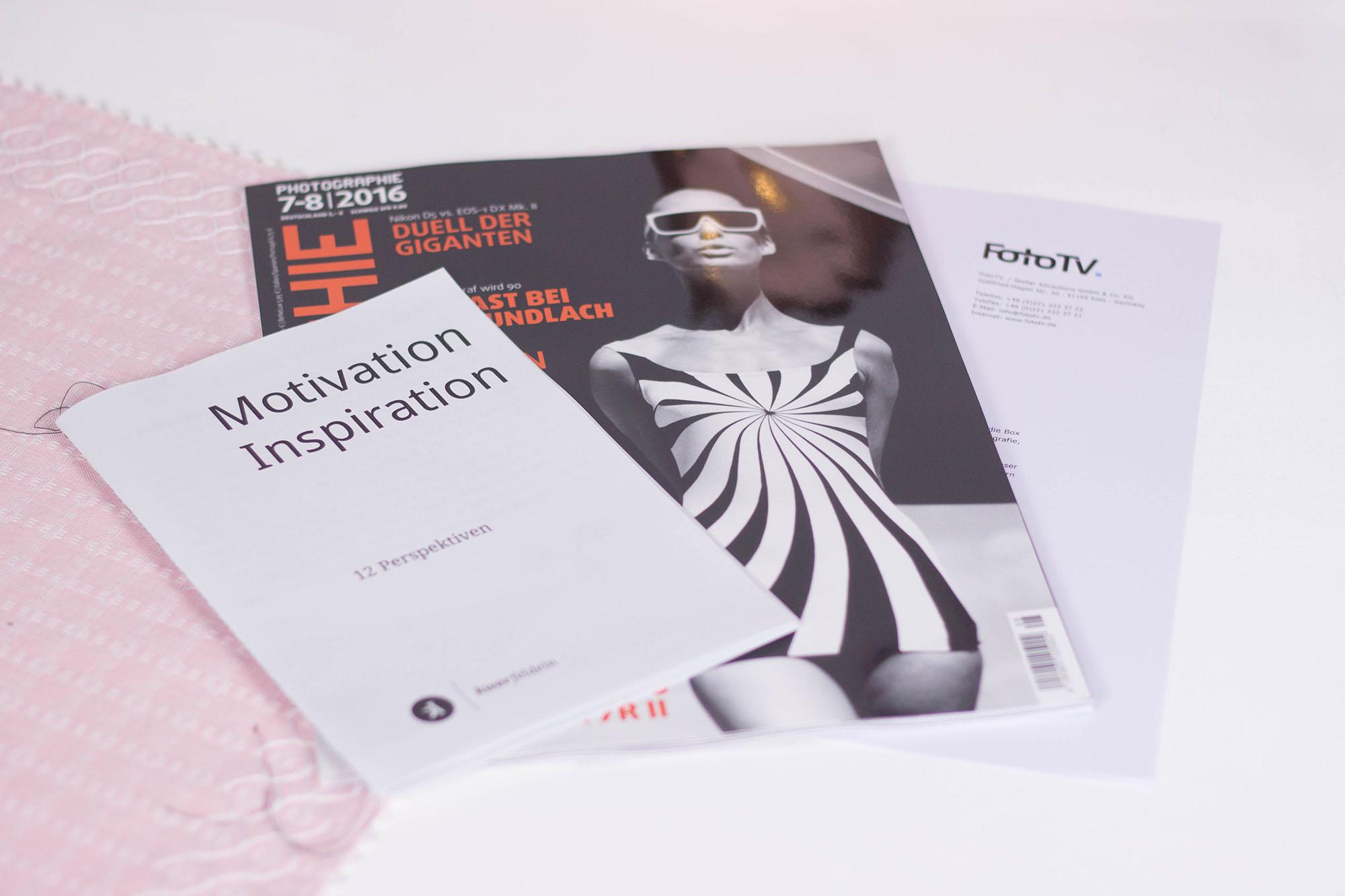 Fotografie Zeitschriften