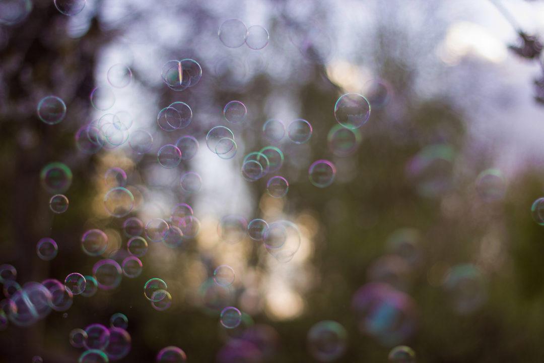 Tipps und Tricks für Seifenblasen-Bilder
