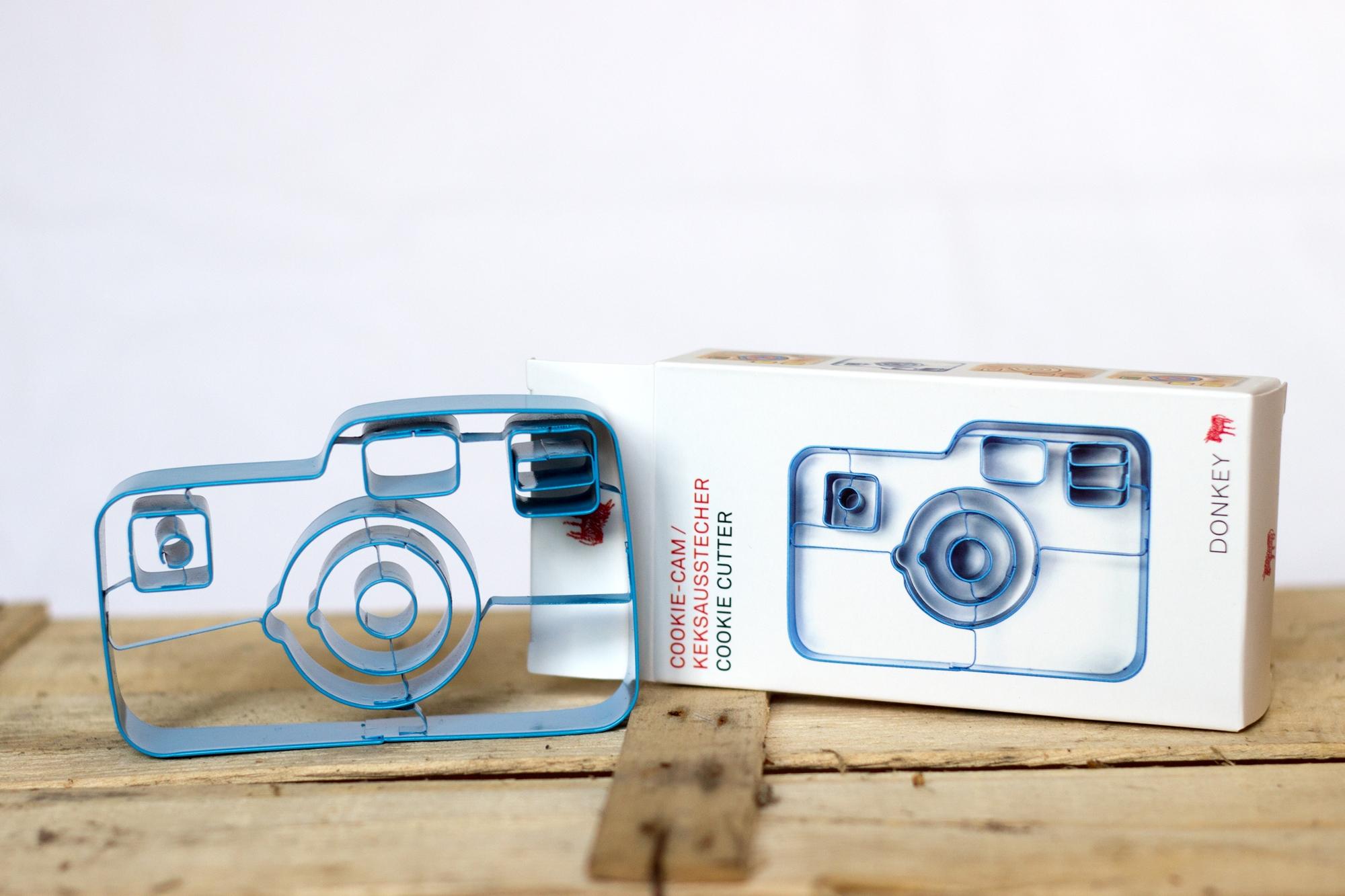 #Kwerbox Plätzchenausstecher Kameraform