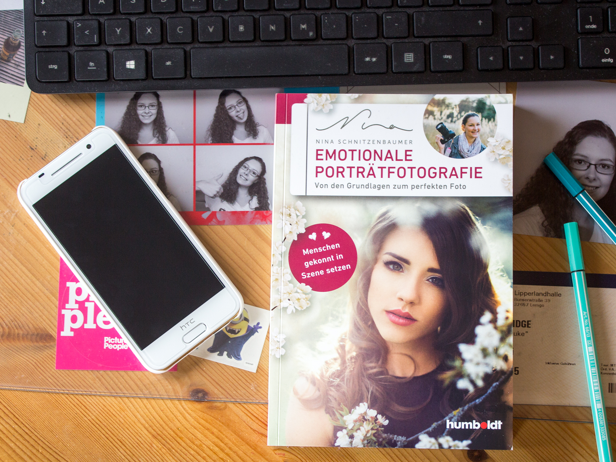 Emotionale Portraitfotografie Cover