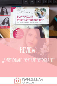 """Warum ich das Buch """"Emotionale Portraitfotografie"""" nicht gut finde!"""