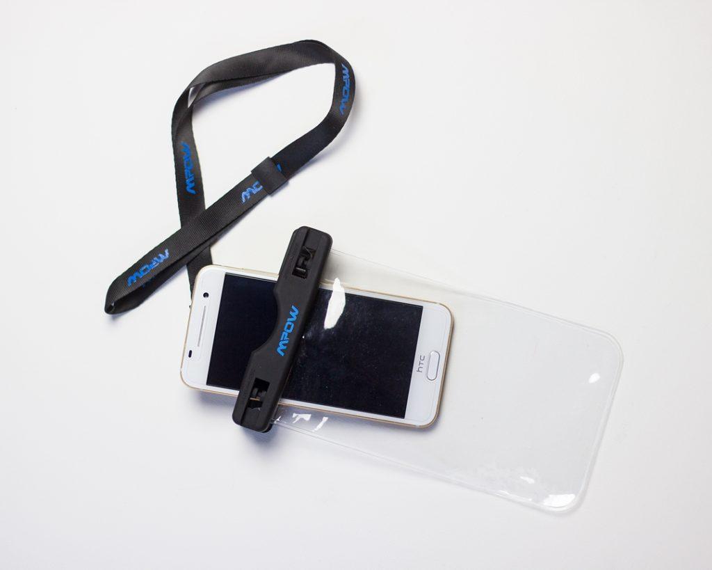 Wasserfeste Hülle MPOW Handy