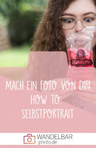 How to. Selbstportrait