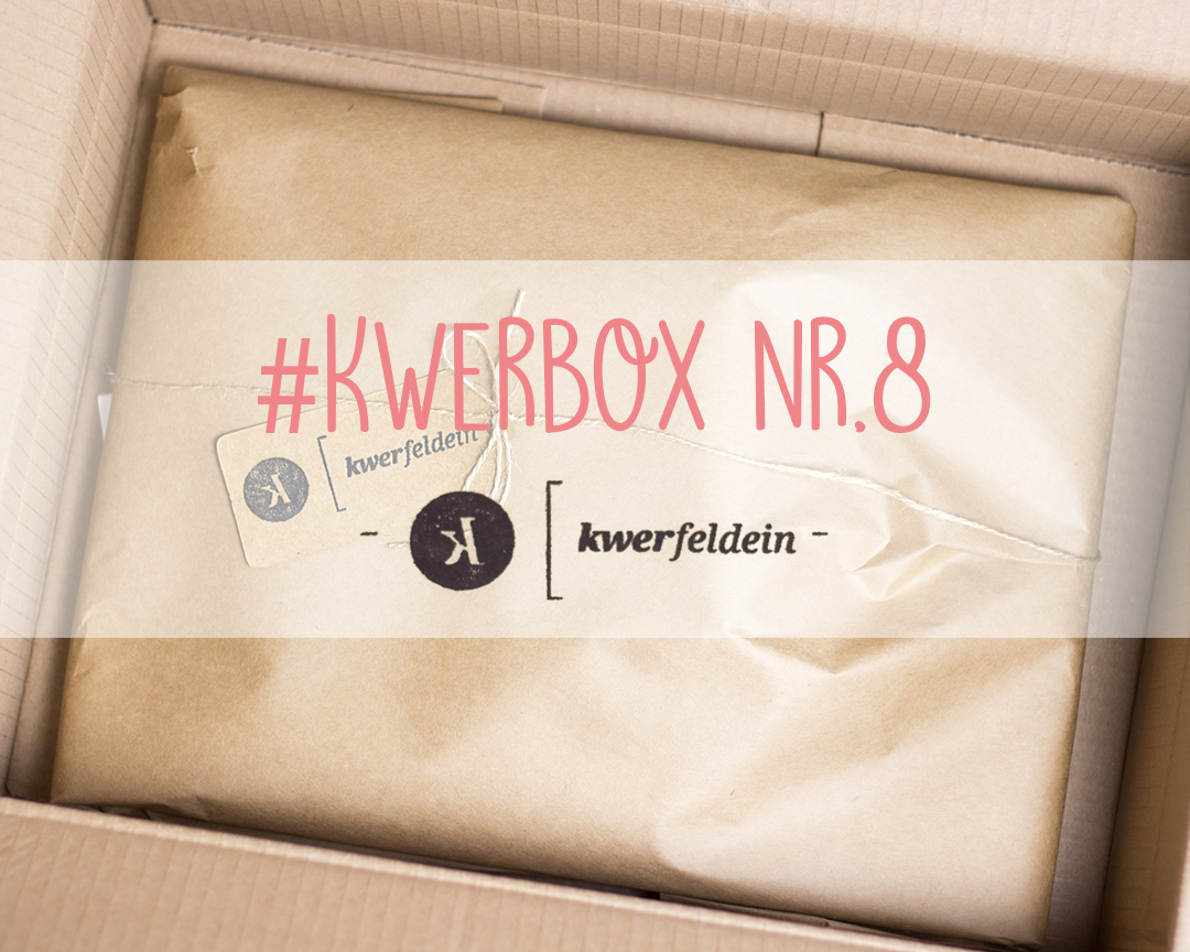 Kwerbox Nr.8 Unboxing