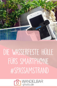 Wasserfeste Hülle Smartphone Pinterest