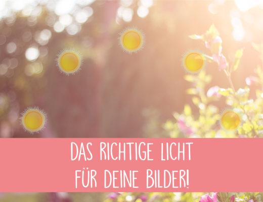 Cover Tageszeiten Licht