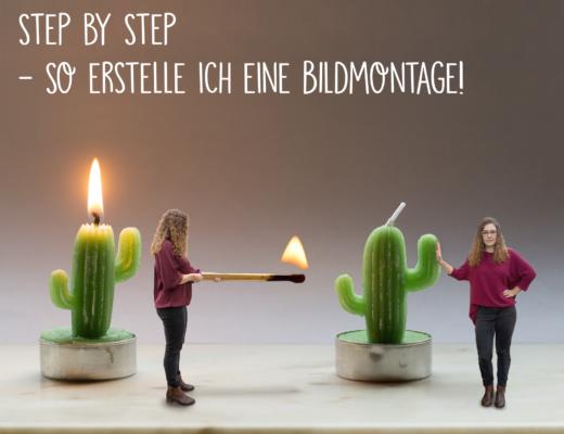 Cover Bildmontage Kerzen