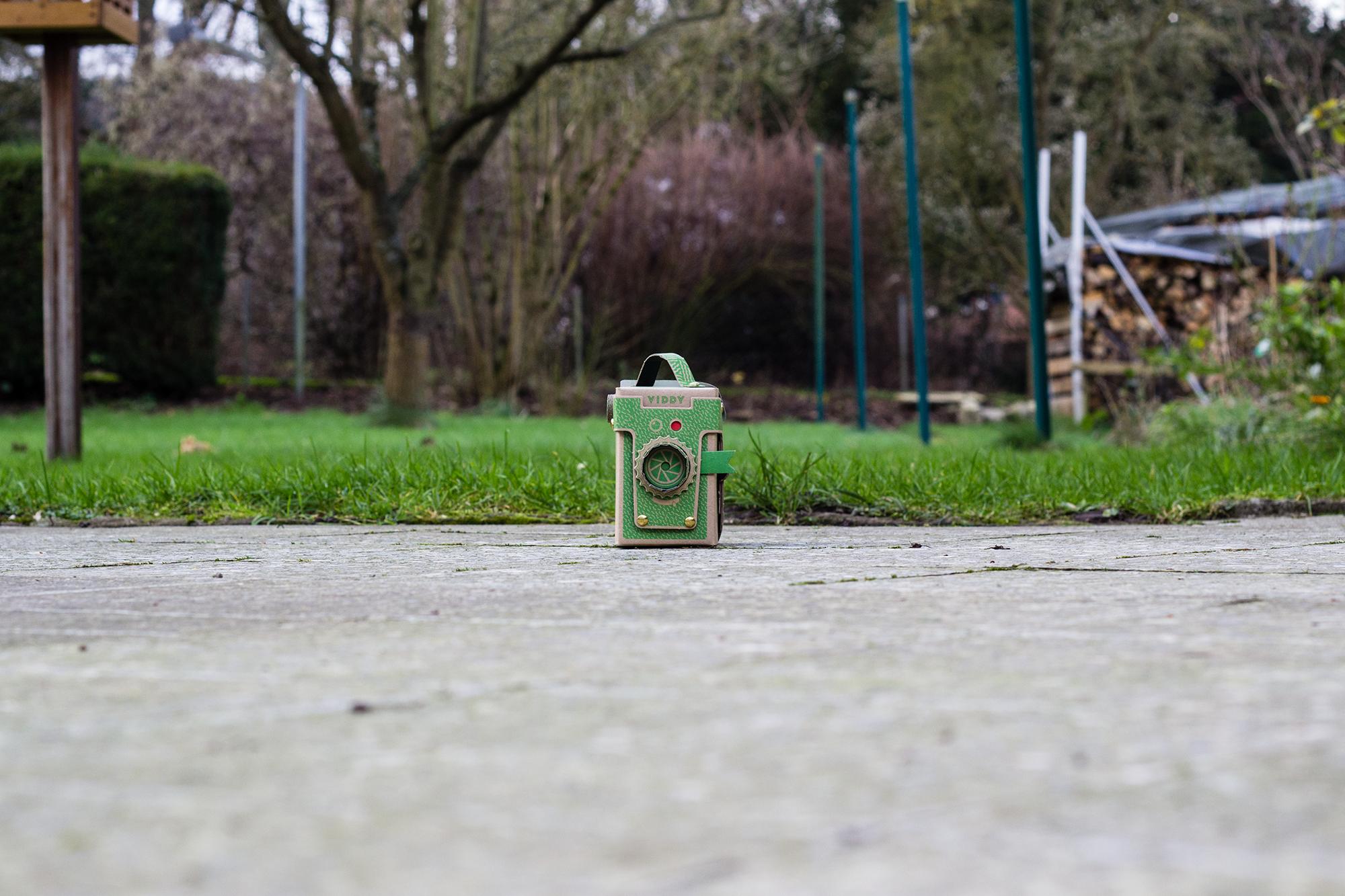 Kamera Abstand Normalobjektiv