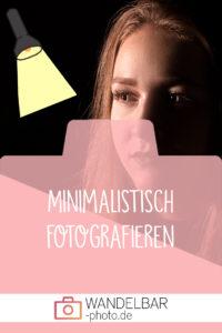 Minimalistisch fotografieren