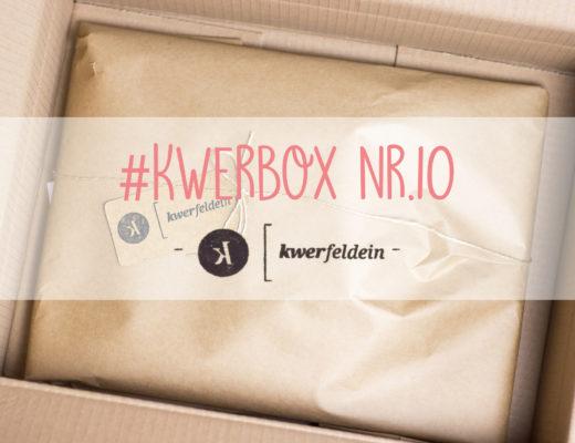 #Kwerbox März 2018 Nr.10