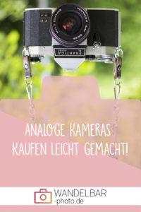 Analoge Kameras kaufen leicht gemacht!