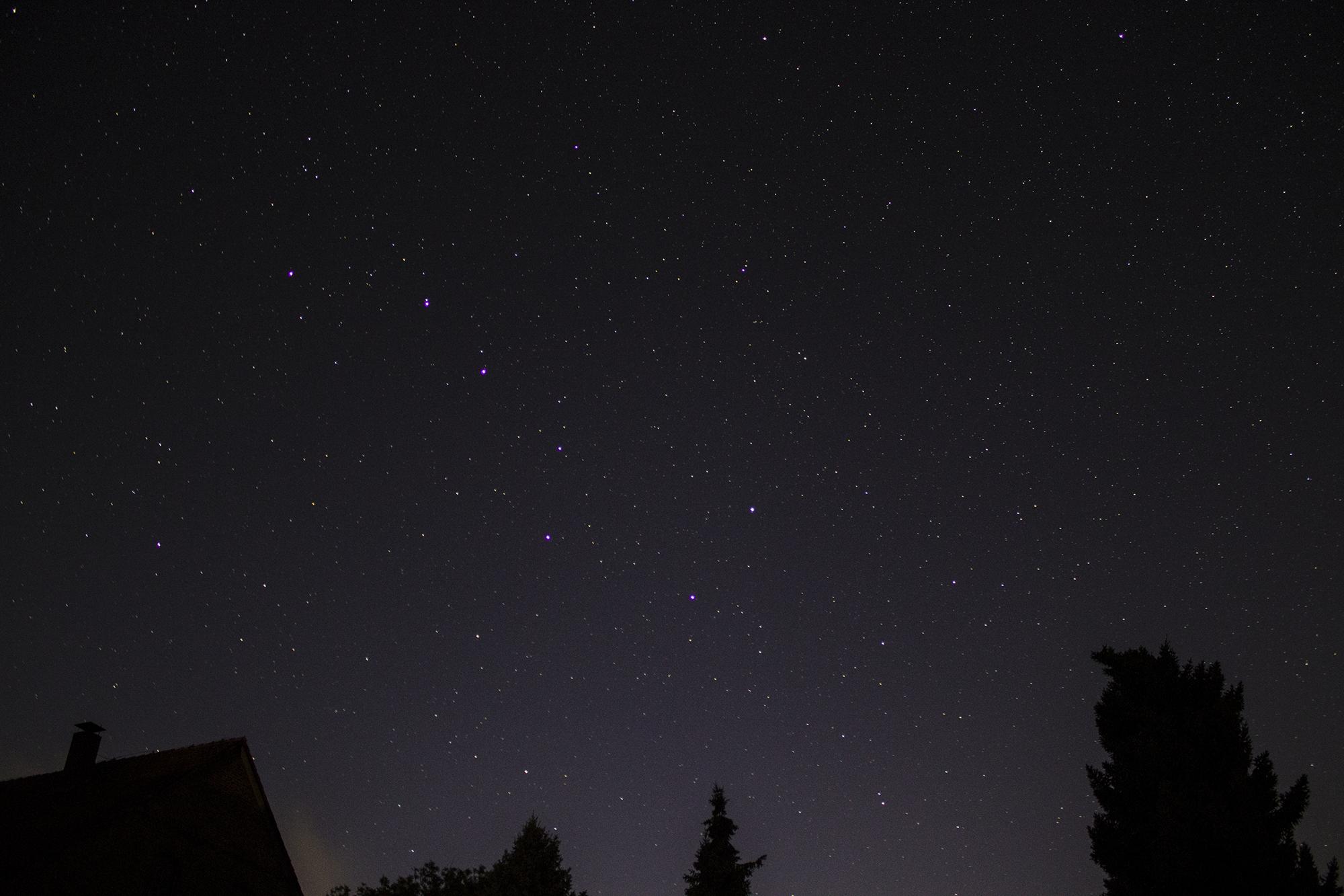 Sterne Sternzeichen Himmel
