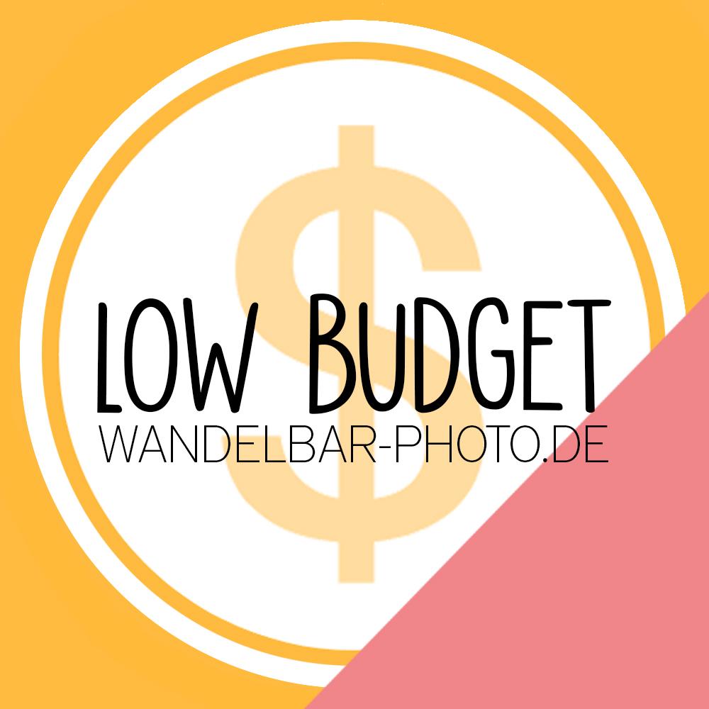 Low Budget Fotografie Logo