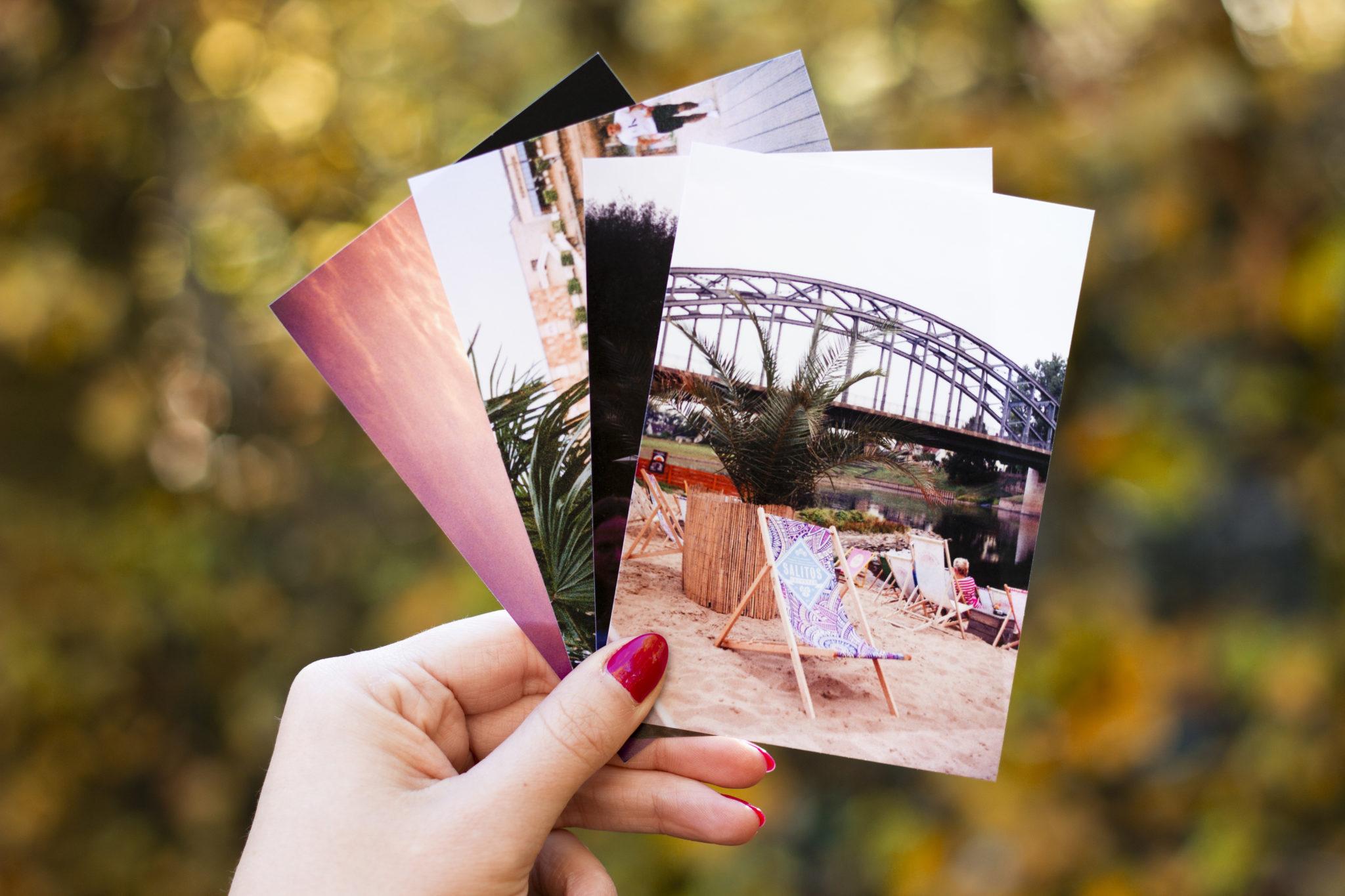 Bilder richtig ausdrucken im Fotofachgeschäft
