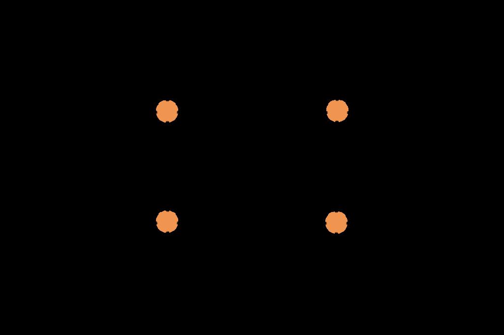 Gestaltungs-Regel Drittel Regel Raster orange