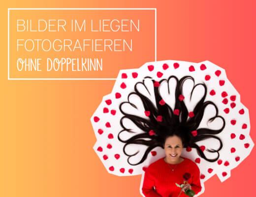 Bilder im Liegen fotografieren wie ein Model