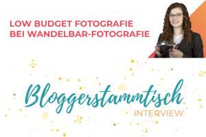 Bloggerstammtisch Interview Vorschau