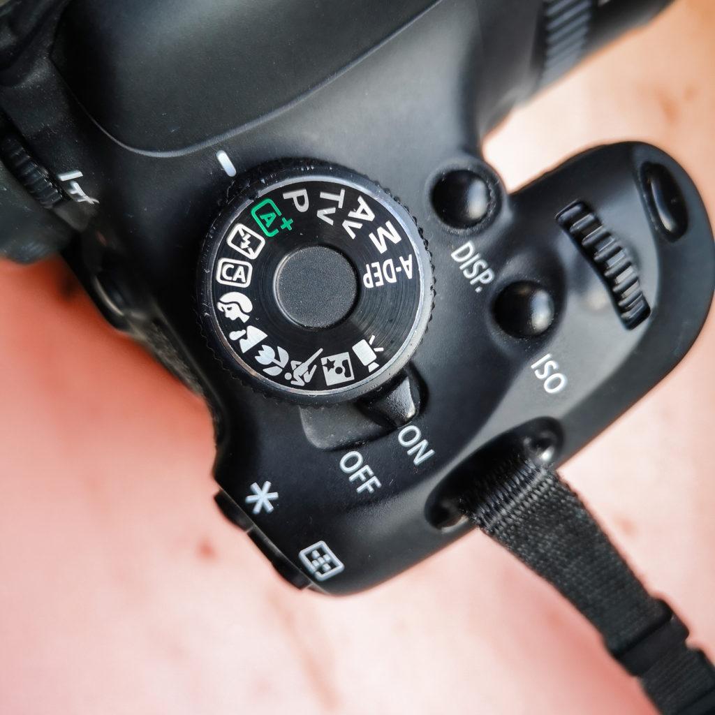 perfekte Kamera DSLR